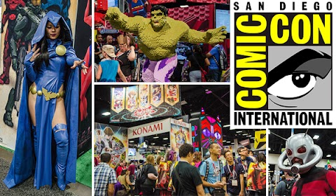 When Is Comic Con In San Diego 2016