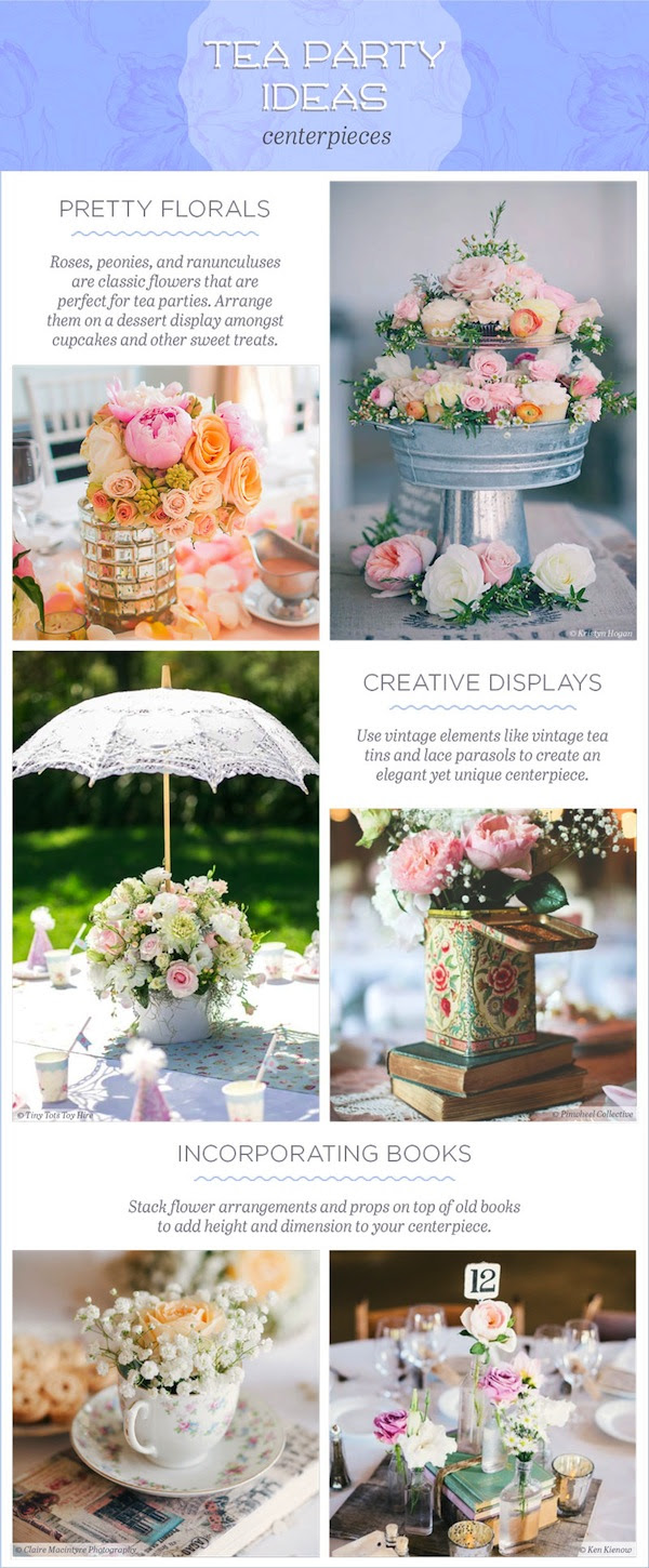 Elegant Tea Party Ideas For Mothers Day Design By Occasion