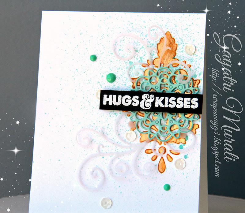 Hugs & Kisses closeup!
