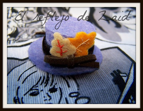 Mini sombrero otoño by _zaid_