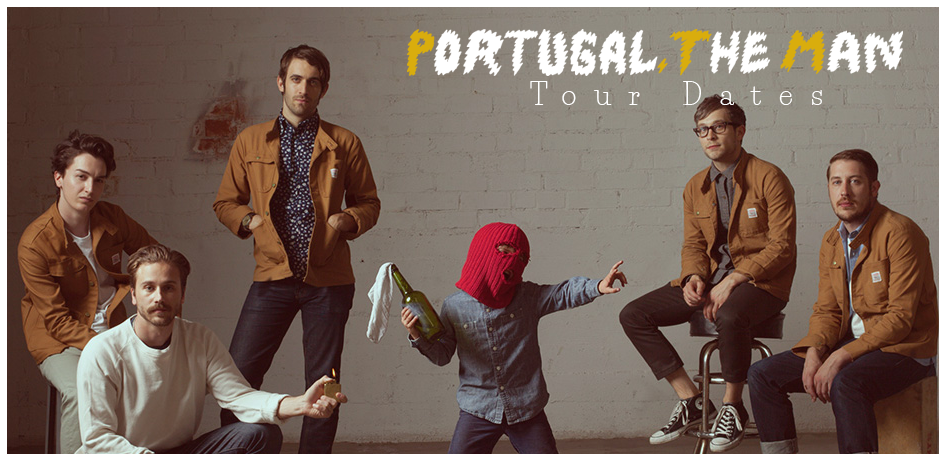Portugal. The Man Tour 2019 - 2020   Tour Dates For All ...