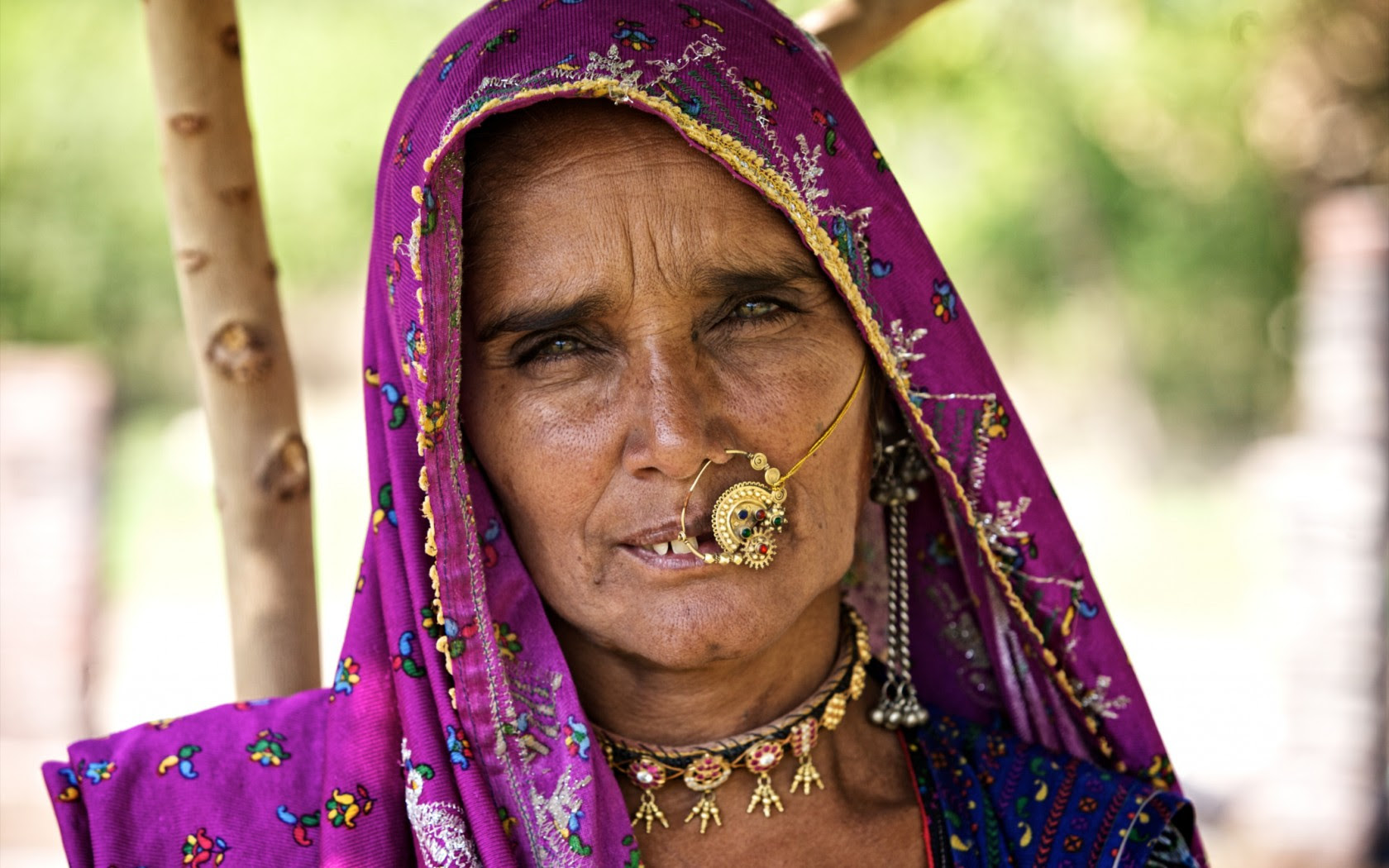 Nose Rings Not Just A Fashion Statement In India
