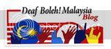 Deaf Boleh! Malaysia is back!