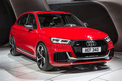audi rs   raise  fast suv bar auto express
