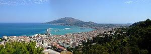 Zakynthos Town, Ionian Islands, Greece