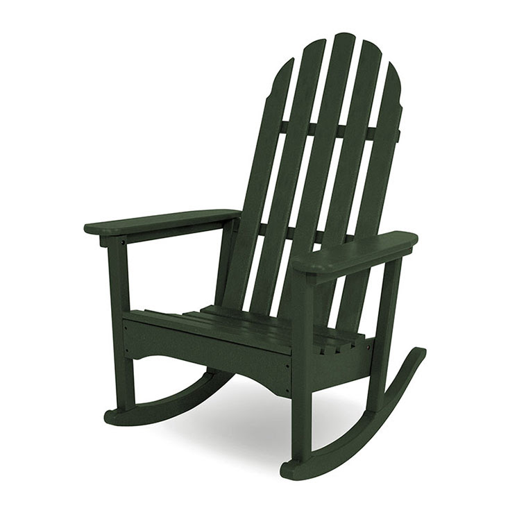 Project Working Choice Adirondack Chair Red