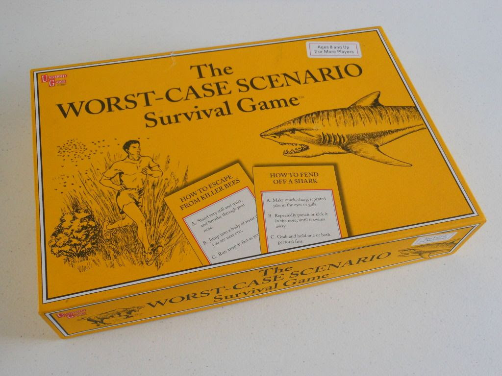The Worst-Case Scenario Surviva Game