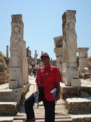 Gate Of Hercules, Di Dlm Ephesus, Selcuk, Turkey