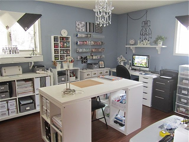 My New Craft Room - Scrapbook.com