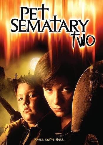 Pet Sematary II (1992) Dual Audio Hindi 480p BluRay 300mb