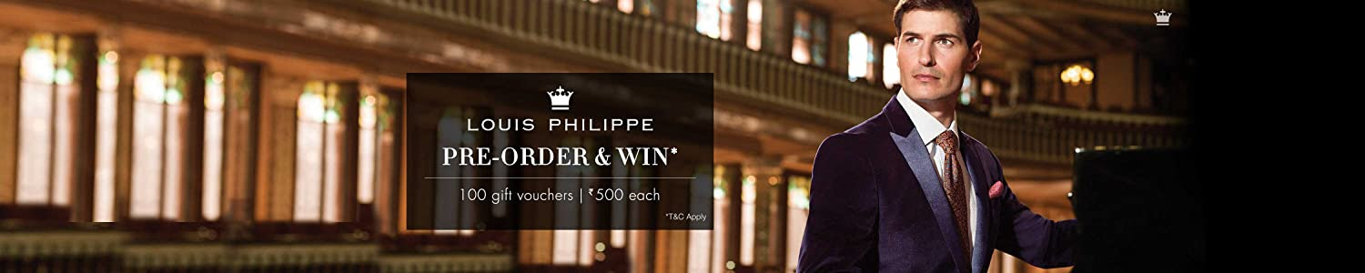 Louis Philippe Pre-order and win