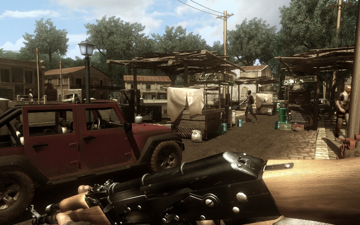 Screenshot of Far Cry 2 (PC)