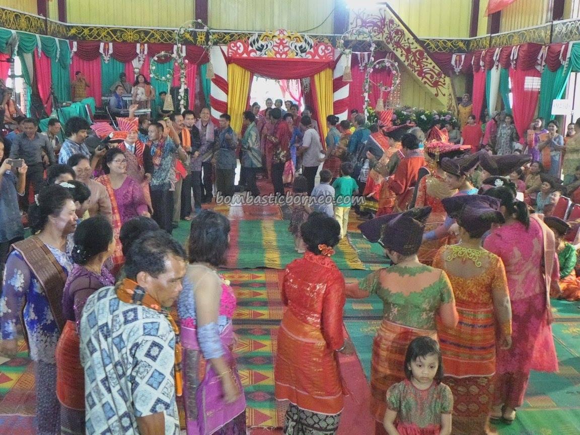 Pernikahan Karo Batak Parindo Sanggau West Kalimantan barat  BOMBASTIC BORNEO