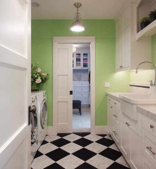 Basement Laundry Room Ideas, Washing in The Basement isn't Too ...