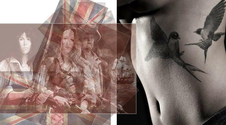 Significados Culturales De Los Tatuajes De Golondrinas Tatuajes De