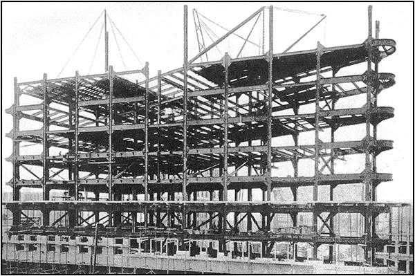 Hasil gambar untuk building structure