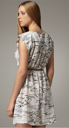 Marilyn Dress - Back