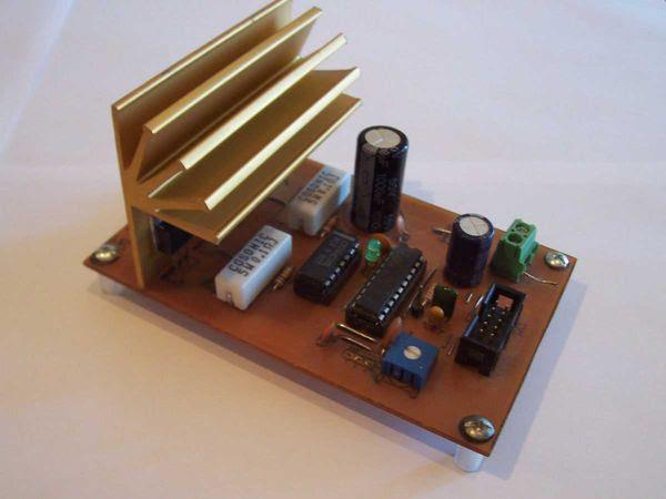L297-bước-motor-driver-PCB