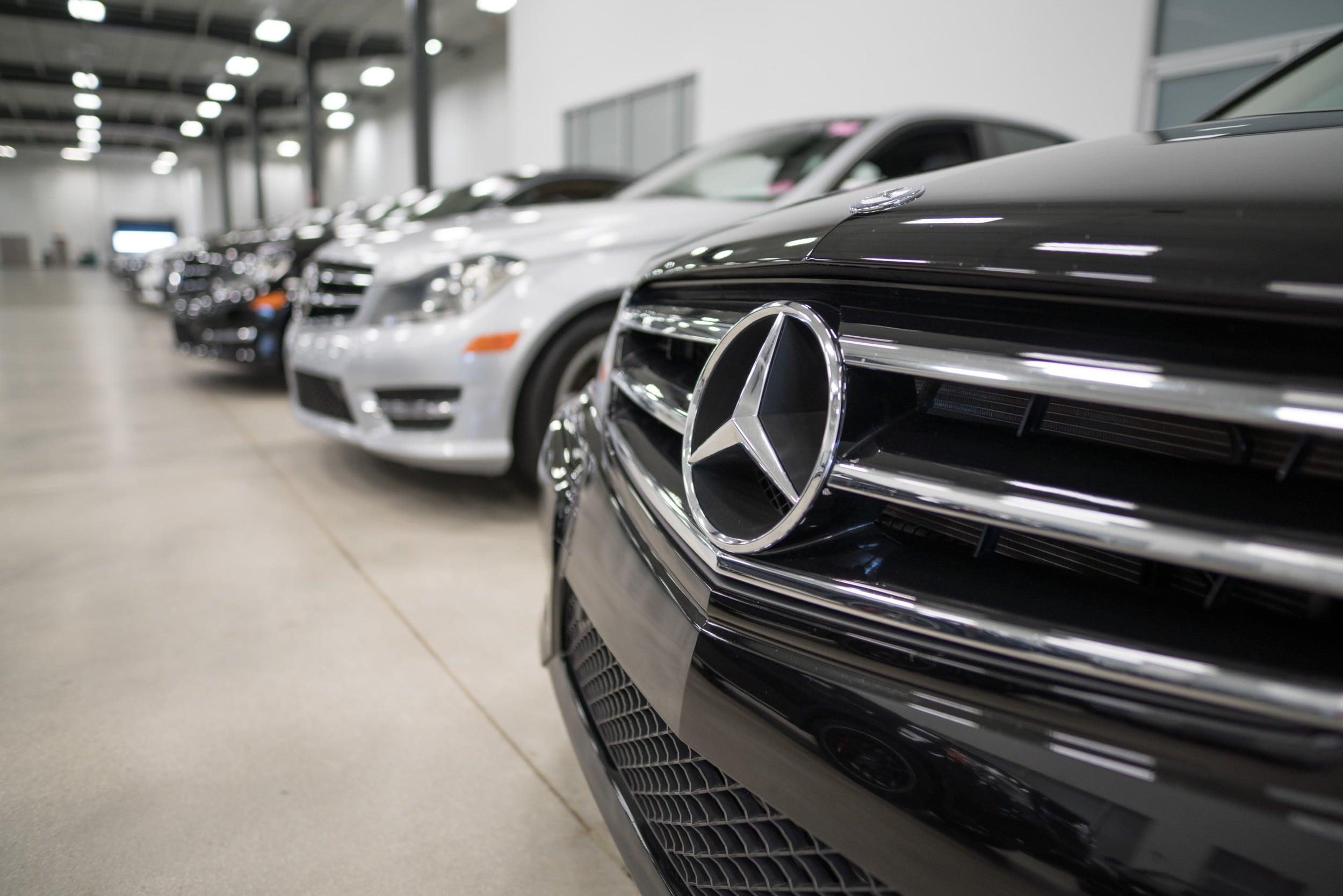 Mercedes-Benz Dealership Near Me Houston, TX | Mercedes ...