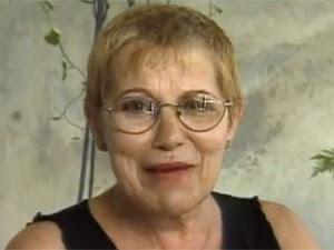 Maralisi Tartarini, dubladora da Zebrinha (Foto: Reprodução/TV Globo)