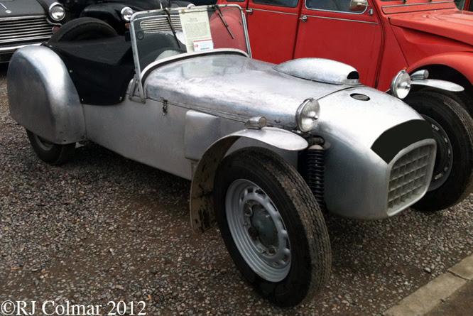 Lotus Mark 6, Bristol Classic Car Show