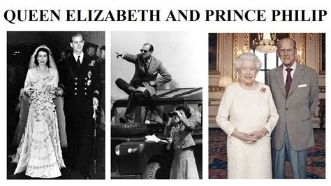 LOVE STORY!!! Queen Elizabeth and and her beloved husband