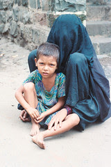 Ramadan and the poor Muslim Woman by firoze shakir photographerno1