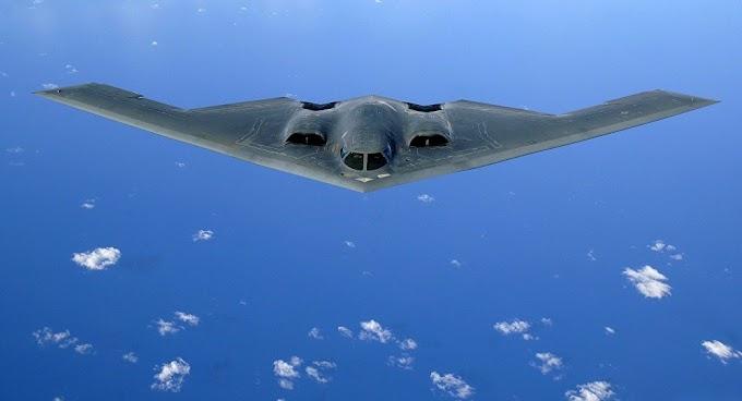 Publicado primeiro VÍDEO do interior do 'bombardeiro mais caro do mundo'