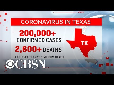 Texas leaders face an alarming spike in coronavirus cases