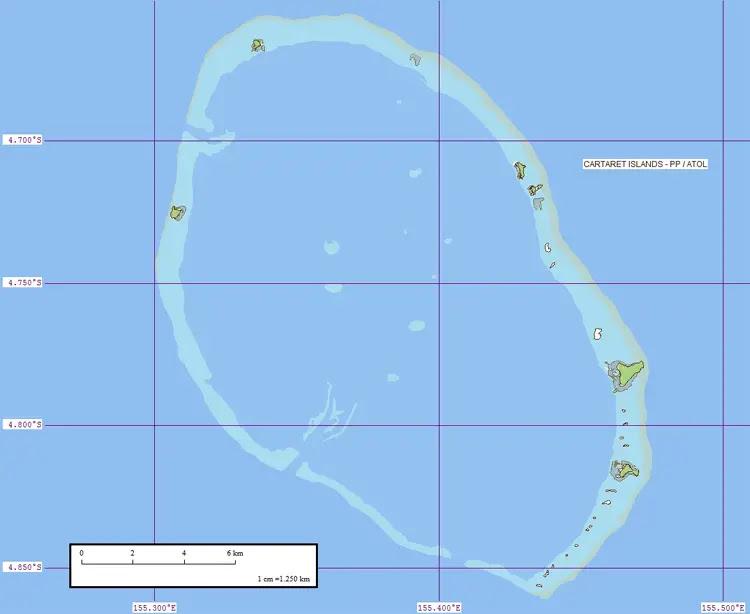 cataret islands 2015 flooding future