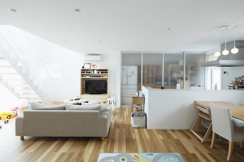 35 Cool and Minimalist Japanese Interior Design | HomeMydesign