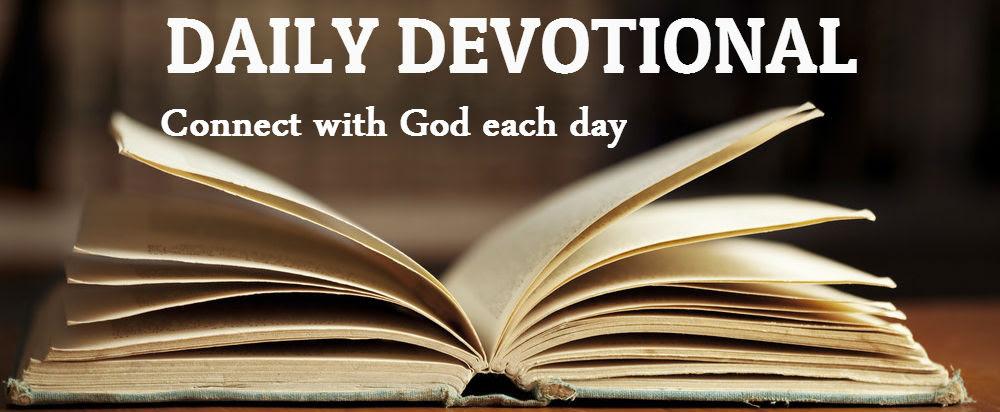 Today's Devotion (Saturday)
