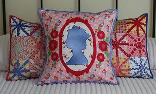 Jubilee pillow