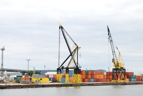cranes & boxes