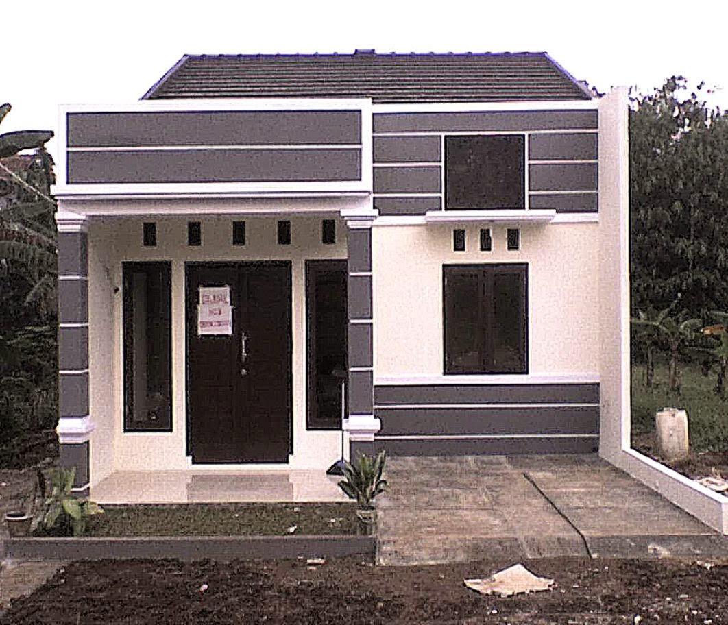 Rumah Minimalis Sederhana Type 36 Surabaya | Desain Rumah Minimalis