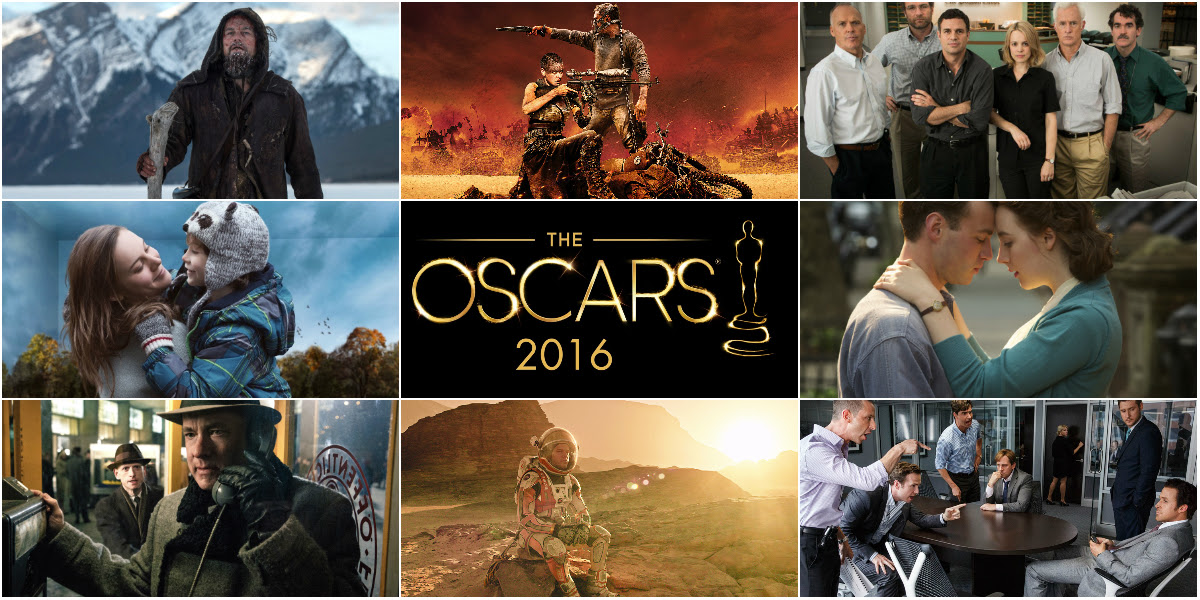 Oscars 2016 Best Picture Nominees: Which Will Win & What ...
