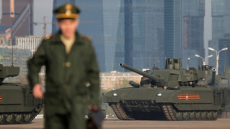Staggering cost of next-gen Armata tank made Russian army look for cheaper options – Deputy PM