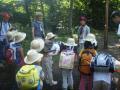 20080815-9夏キャン(山中野営場)森の訓練
