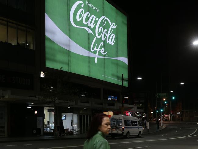 There was no fizz in Coca-Cola Life.