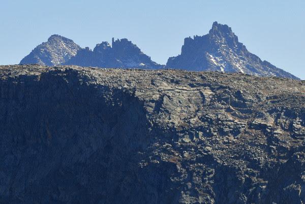 Windom Peak, Sunlight Spire and Sunlight Peak