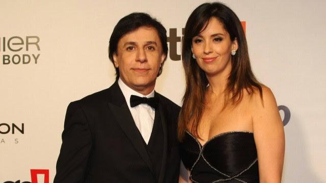 Tom Cavalcanti e a mulher estão internados em São Paulo