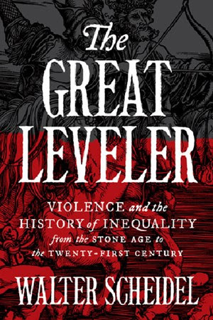 """The Great Leveler: Violence and the History of Inequality from the Stone Age to the Twenty-First Century"", Princeton University Press, 528 Seiten, 35 US-Dollar."