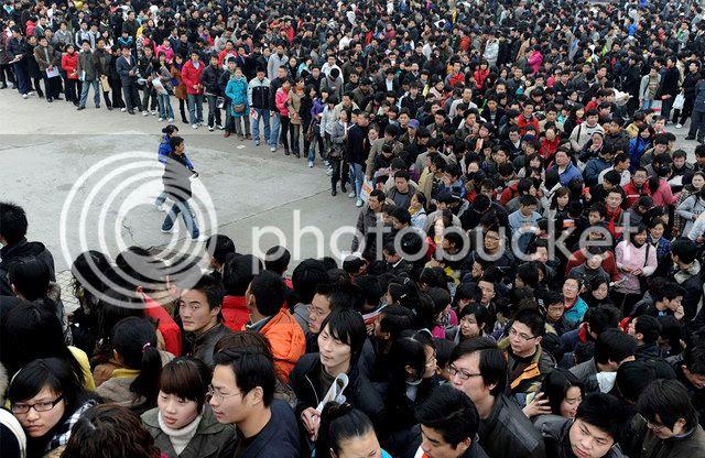 travail Chine