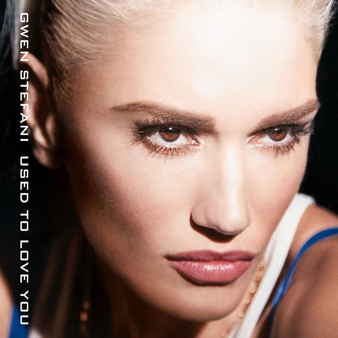 Gwen Stefani : Used To Love You (Single Cover) photo cover1400x1400.jpeg