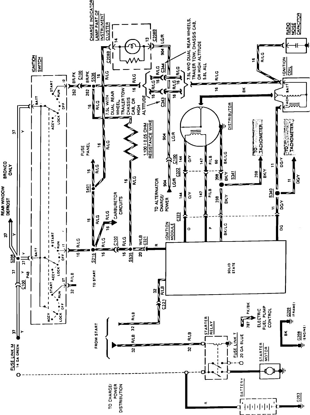 Ford F 250 Stereo Wiring Diagram