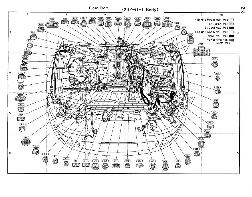 Toyota Supra Stock Engine Diagram Wiring Diagrams Deliver Deliver Miglioribanche It