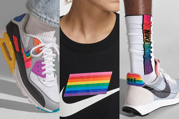 06a769631d Here's How The Nike BETRUE Campaign Has Positively Impacted The LGBT  Community