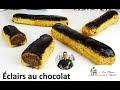 Recette Eclair Au Chocolat Avec Craquelin