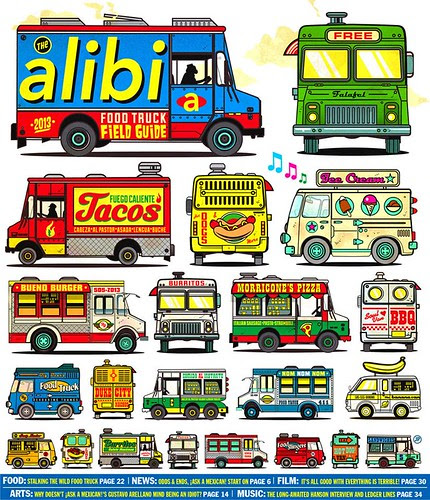 Alibi Food Truck by 1SHTAR