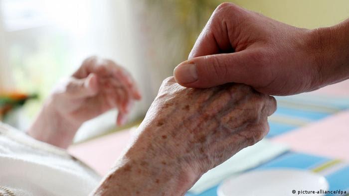 Symbolbild Sterbehilfe Euthanasie